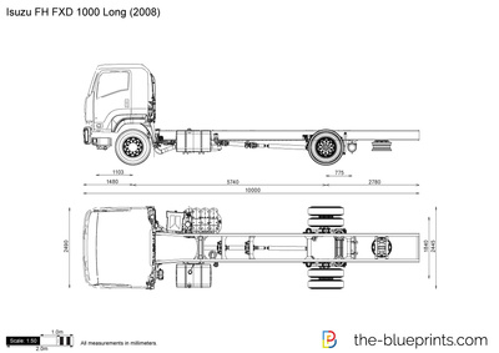 Isuzu FH FXD 1000 Long