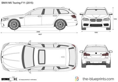 BMW M5 Touring F11
