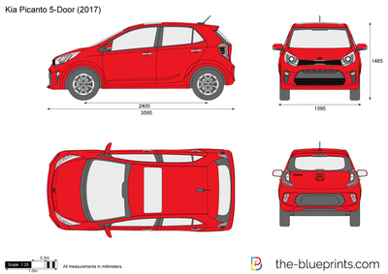 Kia Picanto 5-Door