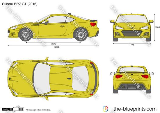 Subaru BRZ GT