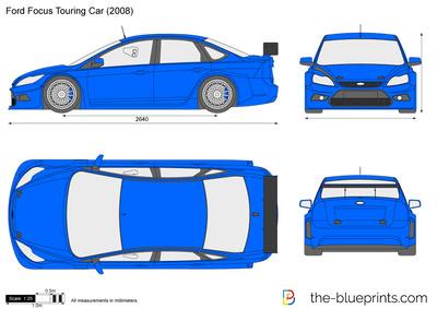 Ford Focus Touring Car