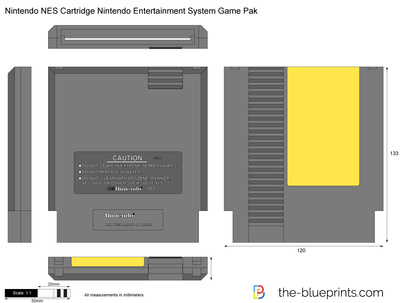 Nintendo NES Cartridge