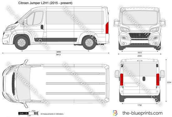 Citroen Jumper L2H1