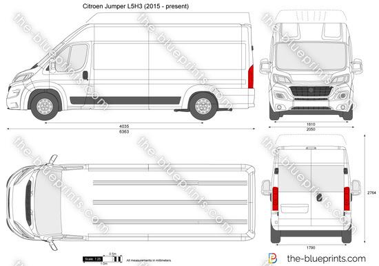Citroen Jumper L5H3