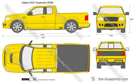Saleen S331 Supercab