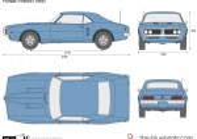 Pontiac Firebird (1968)