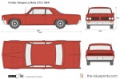 Pontiac Tempest Le Mans GTO