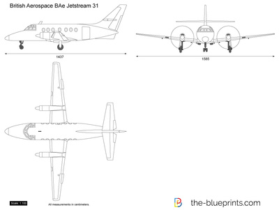 British Aerospace BAe Jetstream 31