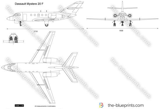 Dassault Mystere 20 F