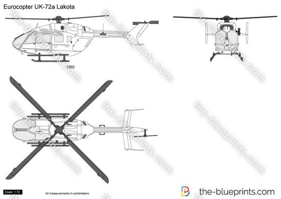 Eurocopter UK-72a Lakota