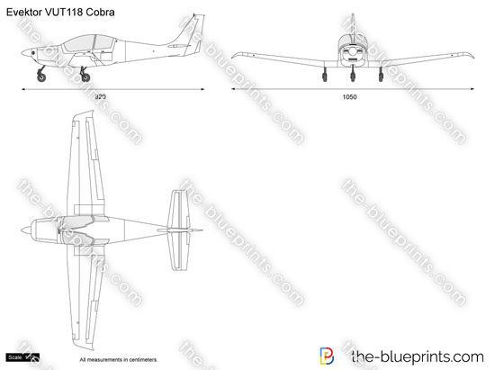 Evektor VUT118 Cobra
