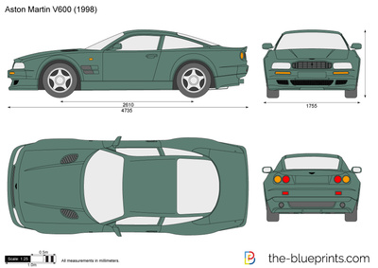 Aston Martin V600