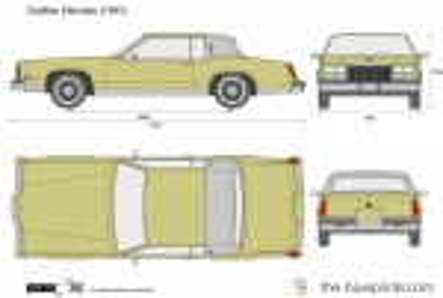 Cadillac Eldorado (1983)