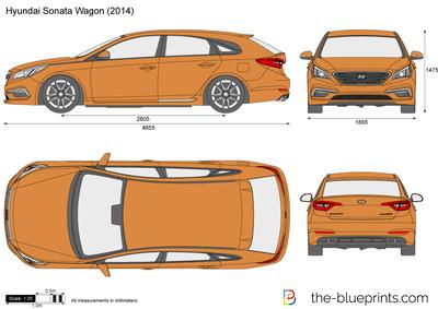 Hyundai Sonata Wagon (2014)