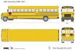 GMC School Bus (5 MB) (1997)