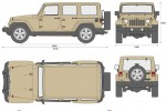 Jeep Wrangler Unlimited 5-Door