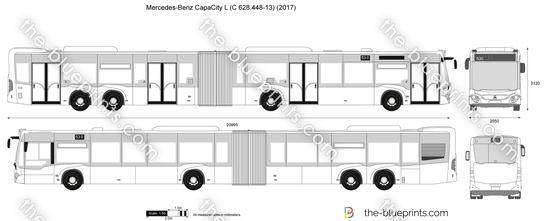 Mercedes-Benz CapaCity L (C 628.448-13)