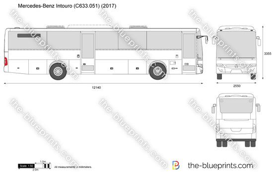 Mercedes-Benz Intouro (C633.051)