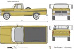 Ford F-100 (1972)