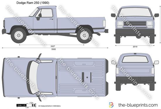 Dodge Ram 250