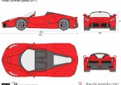 Ferrari LaFerrari Aperta (2017)