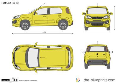 Fiat Uno (2017)