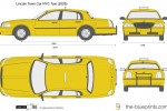 Lincoln Town Car NYC Taxi