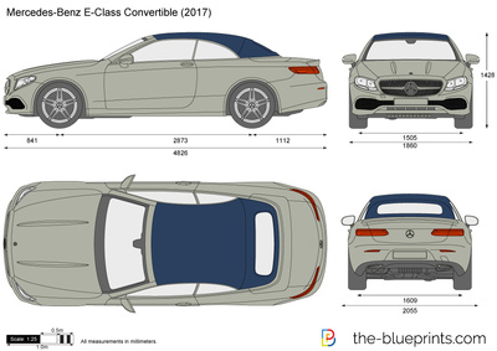 Mercedes-Benz E-Class Convertible C213