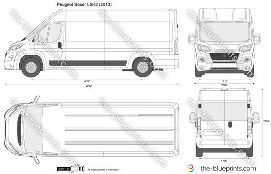 Peugeot Boxer L5H2