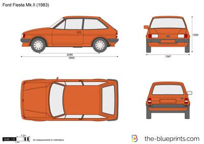 Ford Fiesta Mk.II