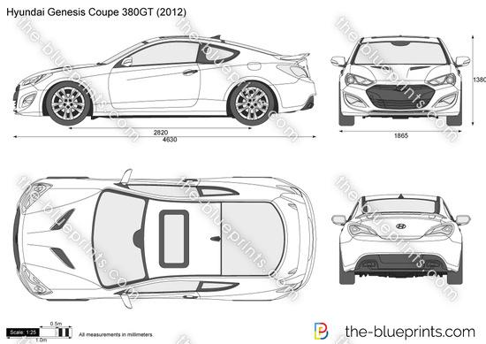 Hyundai Genesis Coupe 380GT