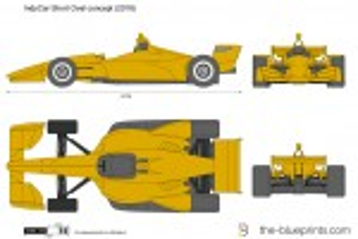 IndyCar Short Oval concept