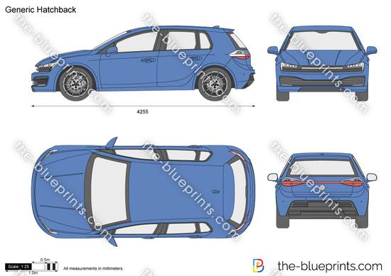 Generic Hatchback