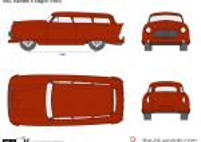 AMC Rambler 6 Wagon (1960)