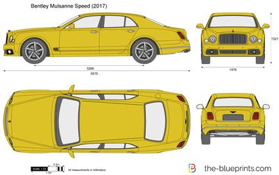 Bentley Mulsanne Speed (2017)