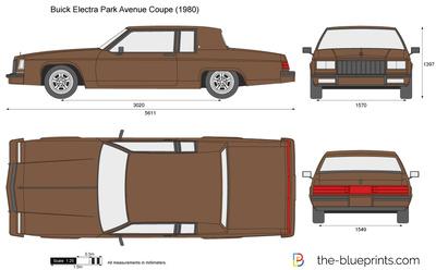 Buick Electra Park Avenue Coupe (1980)