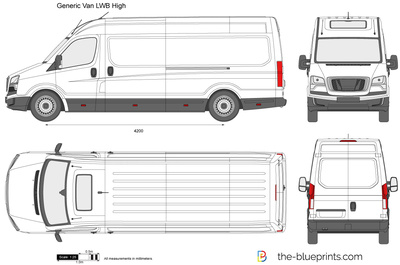 Generic Van LWB High