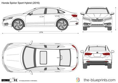 Honda Spirior Sport …