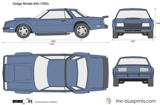 Dodge Mirada 440