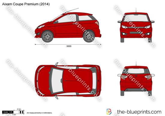 Aixam Coupe Premium