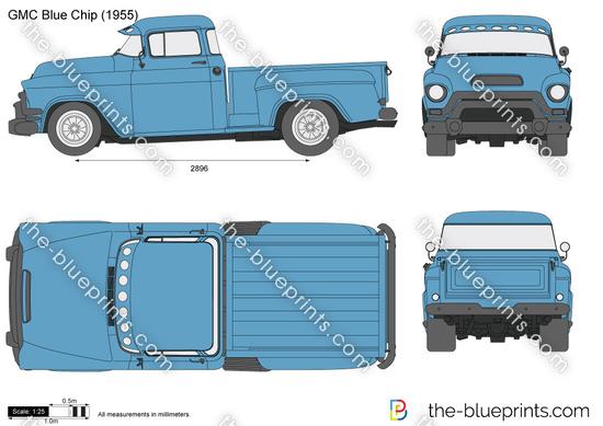 GMC Blue Chip