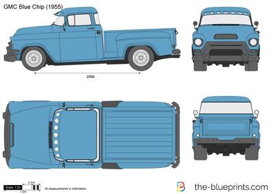 GMC Blue Chip (1955)