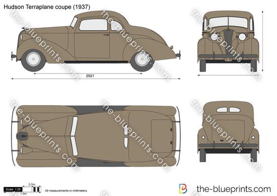 Hudson Terraplane coupe