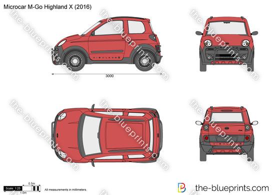 Microcar M-Go Highland X