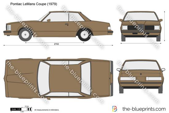 Pontiac LeMans Coupe