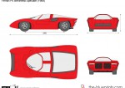 Ferrari P5 Berlinetta Speciale (1968)