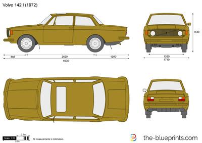 Volvo 142 l (1972)