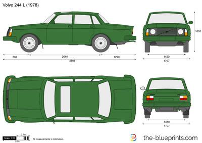 Volvo 244 L (1978)