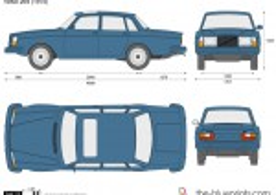 Volvo 264 (1975)