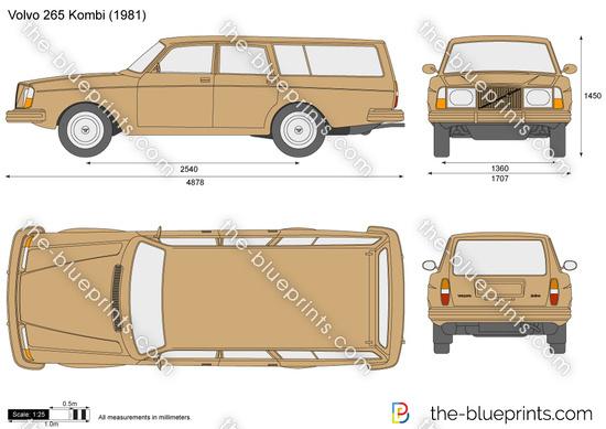 Volvo 265 Kombi